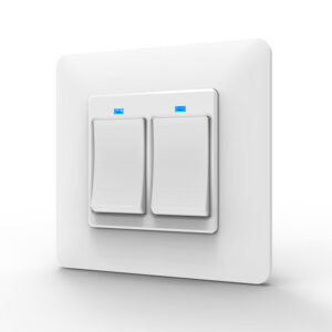 Intrerupator inteligent cu buton, 1 canal – Model ES-WPS-1