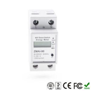CONTOR INTELIGENT DE ENERGIE ELECTRICA PST-ZMAi-90-1